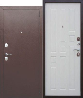 Входная-дверь-Гарда-8-мм-Белый-ясень
