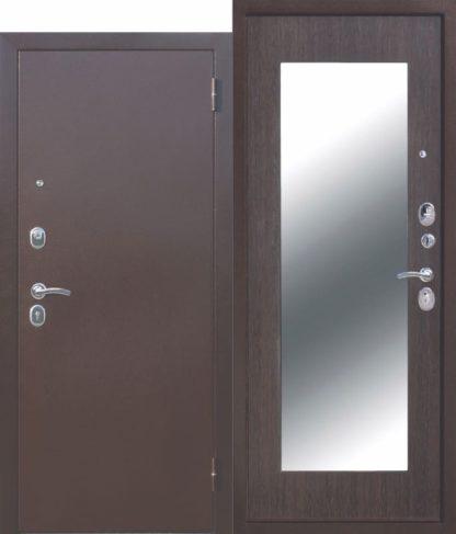 Входная-дверь-Царское-зеркало-МАКСИ-Венге