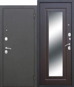 Входная-дверь-Царское-зеркало-Муар-Венге-1