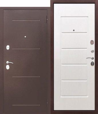 Входная-дверь-75-Гарда-Белый-ясень