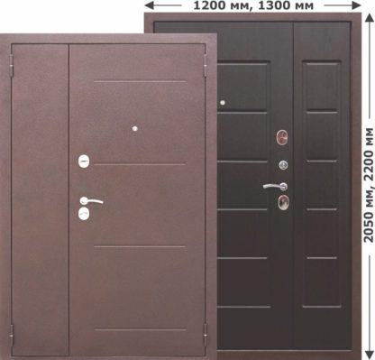 Входная-дверь-75-Гарда-Венге-1