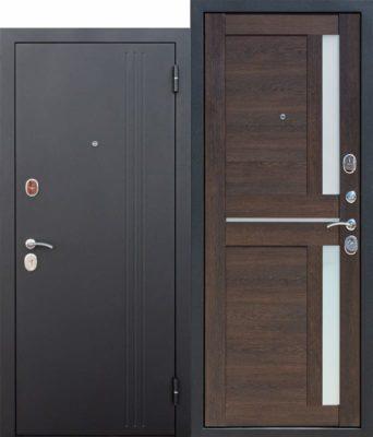 Входная-дверь-75-см-НЬЮ-ЙОРК-Царга-Каштан-мускат