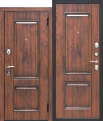 Входная-дверь-95-см-ВЕНА-Vinorit-Патина-МДФ-Белый-матовый