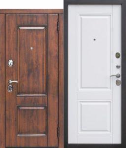 Входная-дверь-95-см-ВЕНА-Vinorit-Патина-МДФ-МДФ-Белый-матовый