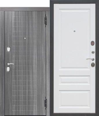 Входная-металлическая-дверь-105-см-GARDA-МДФ-МДФ-Царга-с-МДФ-панелями