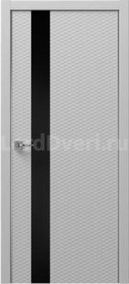 Межкомнатная дверь А-1 Лайт с 3D панелью №2