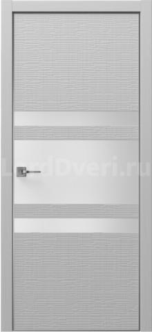Межкомнатная дверь А-1 с 3D панелью №2