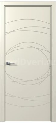 Межкомнатная дверь Италия 16 ПГ