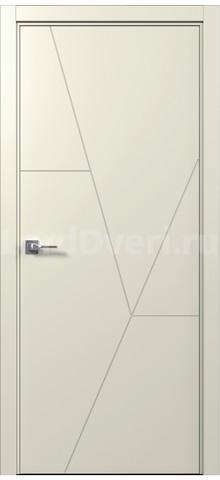 Межкомнатная дверь Италия 17 ПГ