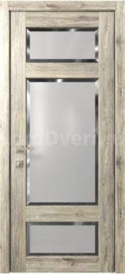 Межкомнатная дверь Кантри 10 стекло Фацет