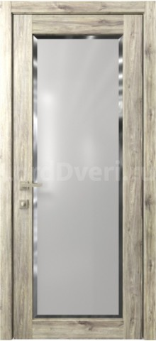 Межкомнатная дверь Кантри 12 стекло Фацет