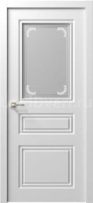 Межкомнатная дверь Ренессанс 7 стекло Джованни