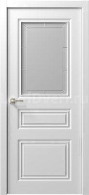 Межкомнатная дверь Ренессанс 7 стекло Филиппо