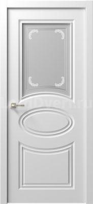 Межкомнатная дверь Ренессанс 8 стекло Джованни