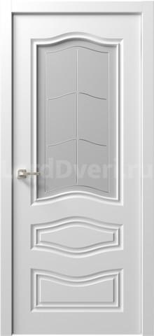 Межкомнатная дверь Ренессанс 9 стекло Леон