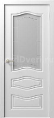 Межкомнатная дверь Ренессанс 9 стекло Филиппо