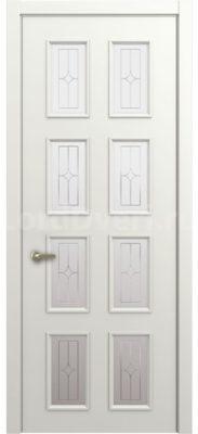 """Межкомнатная дверь М-5 ПО с алмазной гравировкой Коллекция """"Малетти"""", Двери фирмы Купить дверь в магазине Мастерок Саранск"""