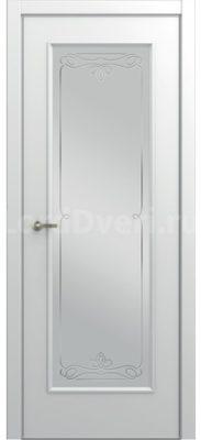 """Межкомнатная дверь М-6 ПО с алмазной гравировкой Коллекция """"Малетти"""", Двери фирмы Купить дверь в магазине Мастерок Саранск"""