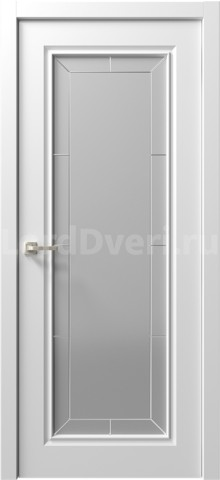 Межкомнатная дверь renaissance-5-glass-filippo-1