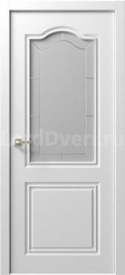Межкомнатная дверь renaissance-6-glass-filippo-1