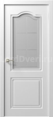 Межкомнатная дверь renaissance-6-glass-leon-1