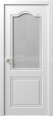 Межкомнатная дверь renaissance-6-glass-rochelle-1