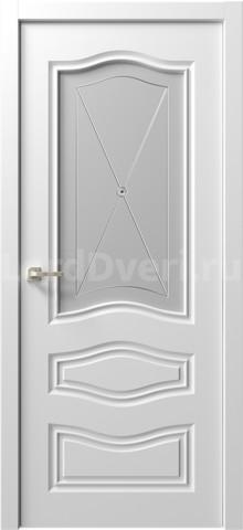 Межкомнатная дверь Ренессанс 9 стекло Донато