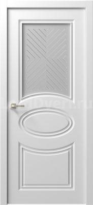 Межкомнатная дверь Ренессанс 8 стекло Ручелли