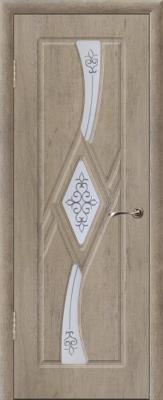 Межкомнатная дверь КРИСТАЛЛ