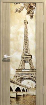 Межкомнатная дверь ПАРИЖ