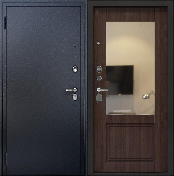 Мастерок - Двери с зеркалом