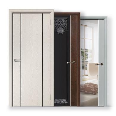 двери коллекции ЛЮКС