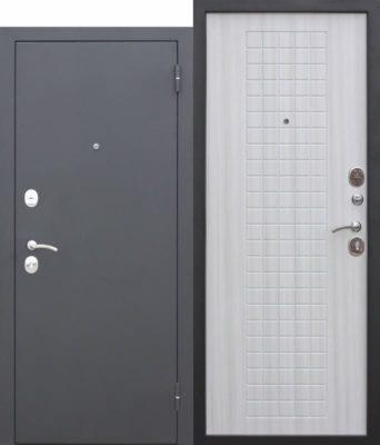 Входная-дверь-Гарда-МУАР-8-мм-Белый-ясень