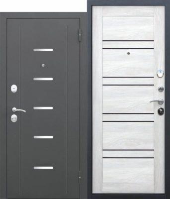 Входная-дверь-75-Гарда-МУАР-Царга-Ривьера-айс