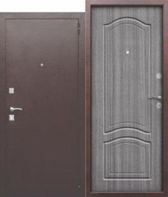 Входная-дверь-Dominanta-Венге-тобакко-1