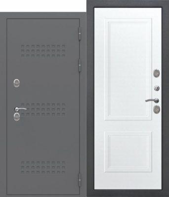 Входная-дверь-c-ТЕРМОРАЗРЫВОМ-11-см-ISOTERMA-Эмаль-Неоклассика-ral9003