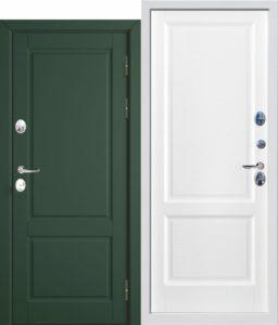 Входная-дверь-c-ТЕРМОРАЗРЫВОМ-125-см-ISOTERMA-Эмаль-1