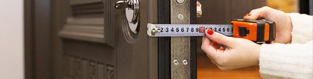 Мастерок - толщина листа входной двери