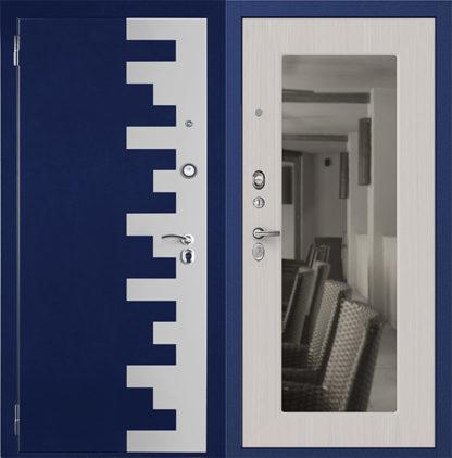 Входные двери Берсеркер в Саранске | Коллекция Двери с зеркалом