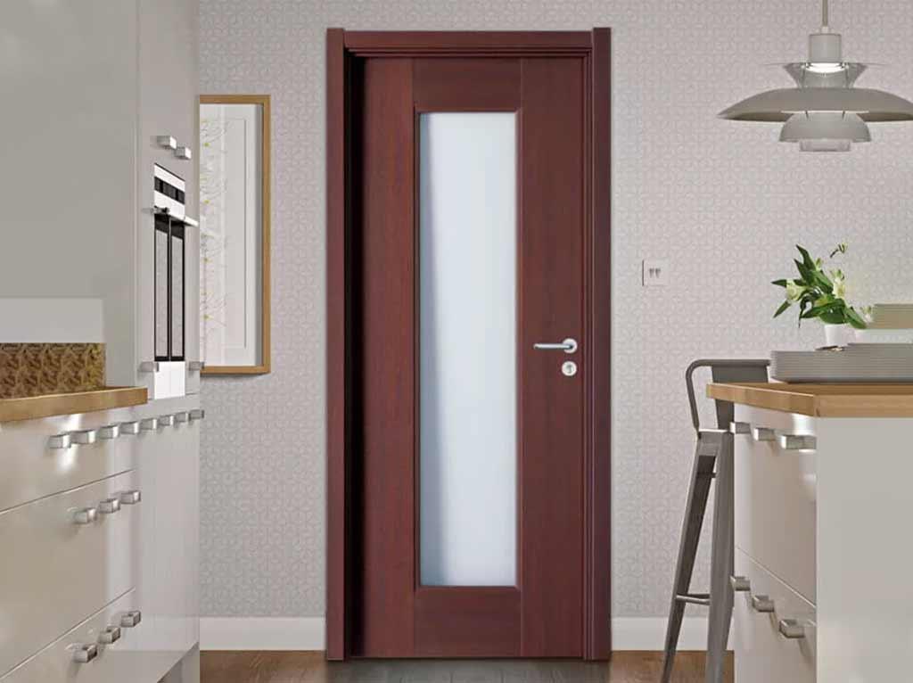 Межкомнатная дверь в кухню