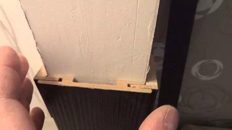 какие бывают доборы на дверь