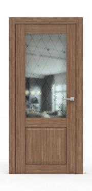 дверь 341 ГР Карамель