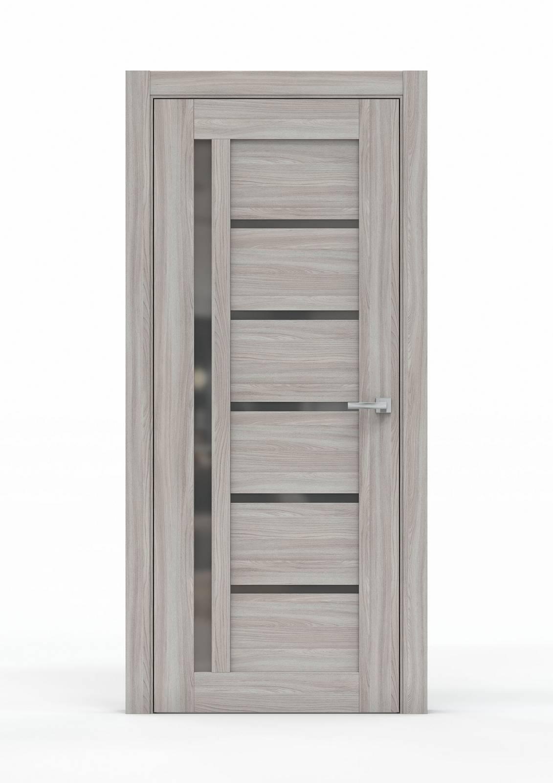 Межкомнатная дверь - 0693. Цвет - СО Ясень шимо светлый